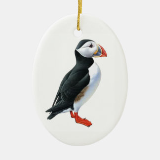 Puffin Christmas Ornament