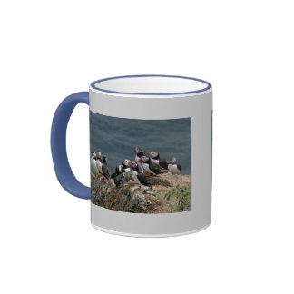 Puffin Convention Ringer Coffee Mug