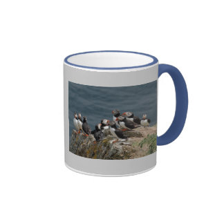 Puffin Convention Coffee Mug