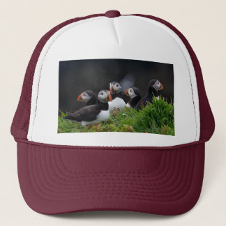 Puffin Gang Trucker Hat
