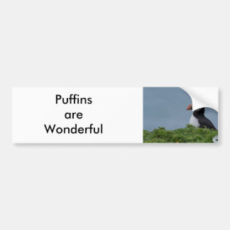 Puffin  I Bumper Sticker