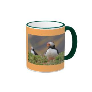 Puffin Coffee Mugs