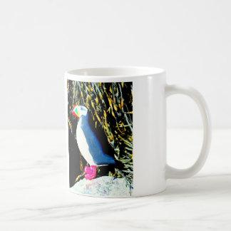 puffin mug
