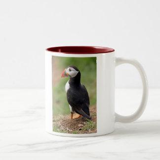 Puffin mug (No. 1)