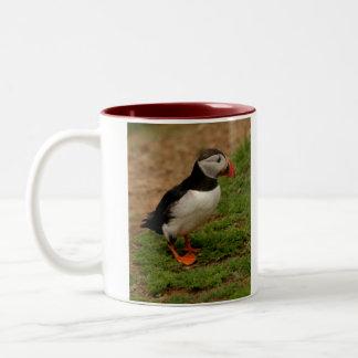 Puffin mug (No. 2)