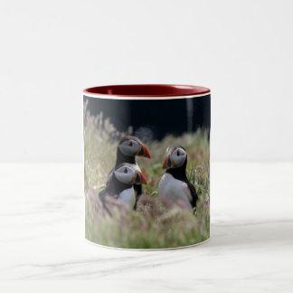Puffin mug (No. 4)