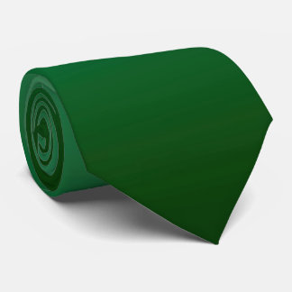 Puffin Pals Tie (Light/Dark Green)