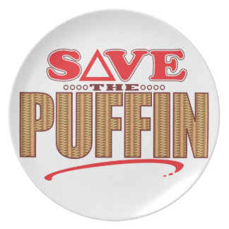 Puffin Save Plate