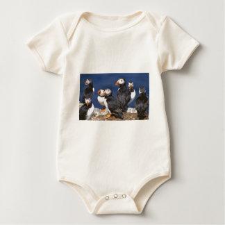 Puffin-tastic Baby Bodysuit