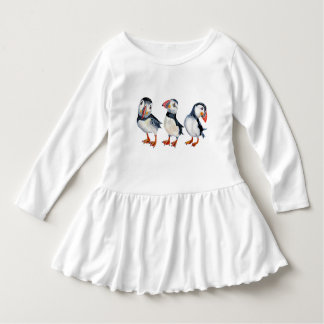 Puffins Dress