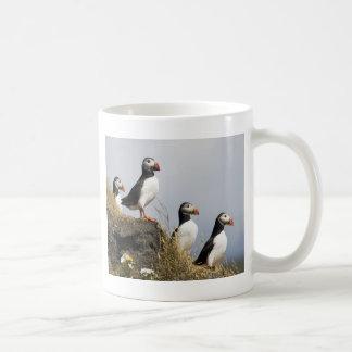 Puffins Mugs