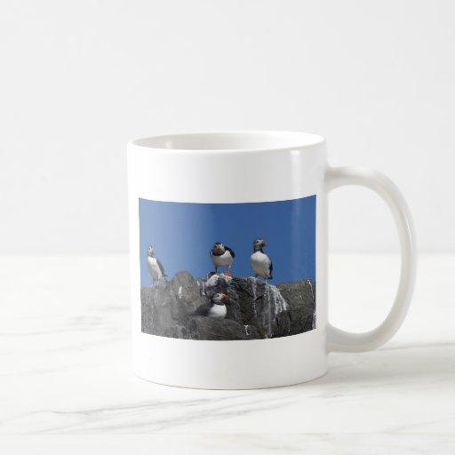 Puffins Coffee Mug