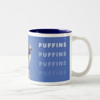 Puffins Mug 2