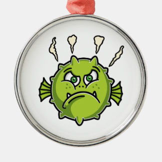 Puffy Christmas Ornament