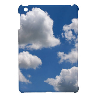 Puffy Clouds iPad Mini Case