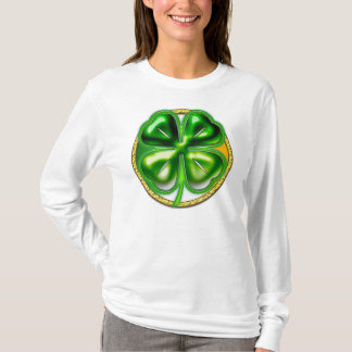 Puffy Clover T-Shirt