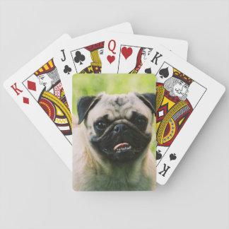 pug-13 poker deck