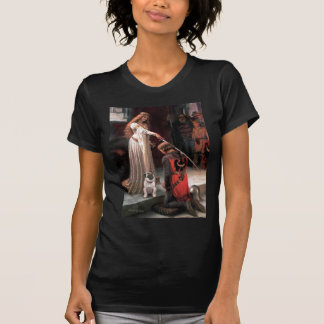 Pug 5 (fawn) - The Accolade T-shirts