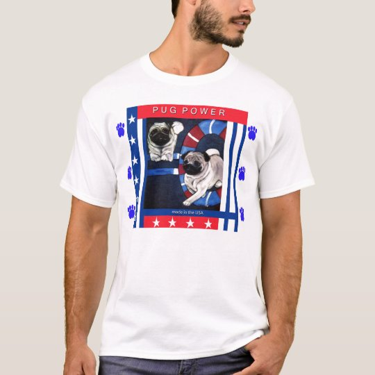PUG AGILITY DESIGN T-Shirt