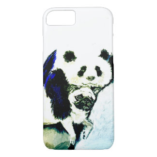 Pug and Panda iPhone 8/7 Case