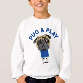 Pug and Play Sweatshirt