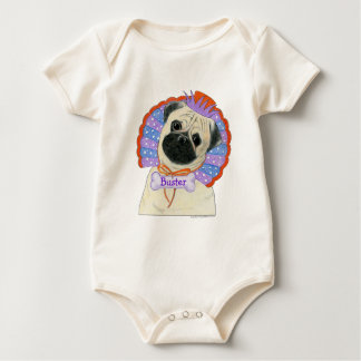 Pug Baby Creeper