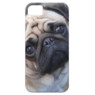 PUG BARELY THERE iPhone 5 CASE