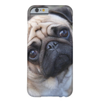 PUG BARELY THERE iPhone 6 CASE
