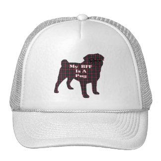 Pug BFF Hat