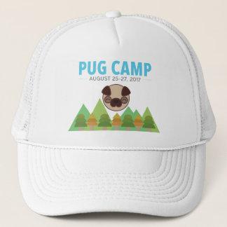 Pug Camp Cap