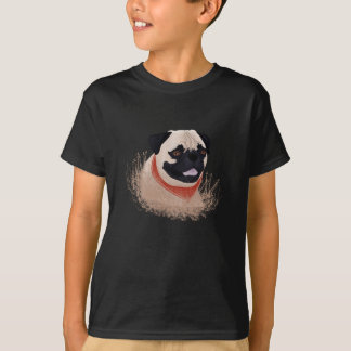 Pug cartoon T-Shirt
