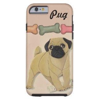 Pug Casemate IPhone 6 Tough Case