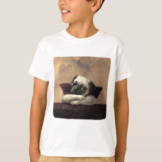 Pug Cherubs Inspired by Raphael T-Shirt