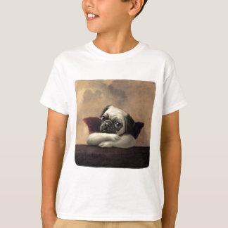 Pug Cherubs Inspired by Raphael Tees