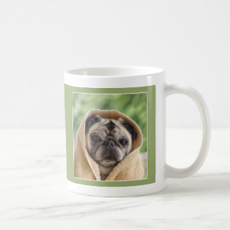 Pug Covered in Love Pug Mug by Pugs and Kisses