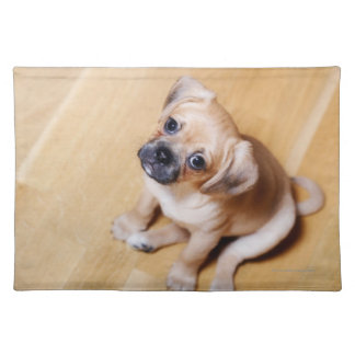 Pug Cross Cavalier King Charles Spaniel Placemat