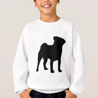 pug Design Caroline howlett design Sweatshirt