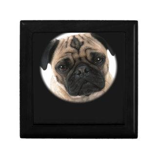 Pug Design Gift Box