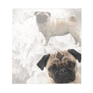Pug Design Notepad