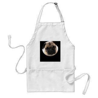 Pug Design Standard Apron