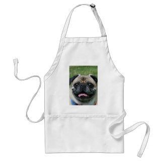 Pug Dog Standard Apron
