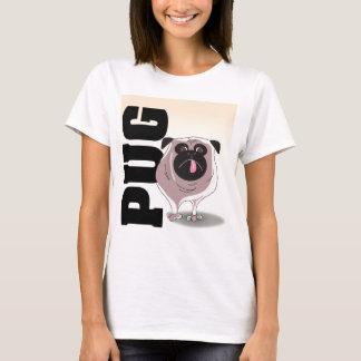 Pug Dog Art T-Shirt