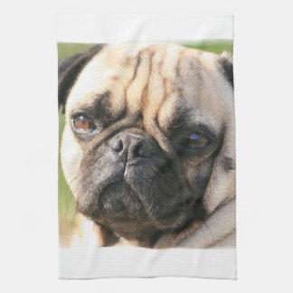 Pug Dog Breed Kitchen Towel
