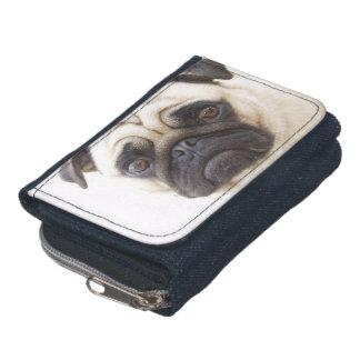 Pug Dog Breed Wallet