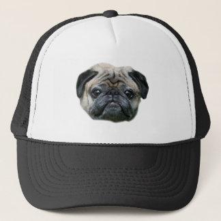 Pug Dog cap