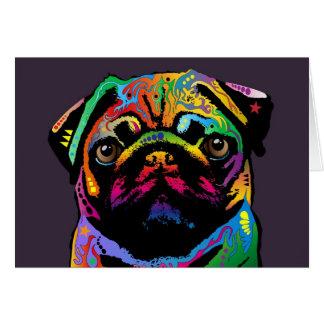 Pug Dog Cards