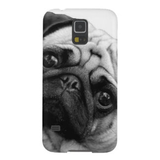 Pug Dog Case For Galaxy S5