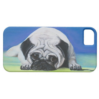 Pug Dog Case For The iPhone 5