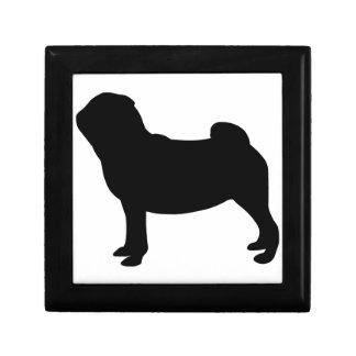 Pug Dog Gift Box
