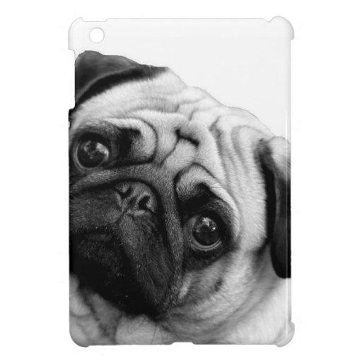 Pug Dog iPad Mini Cover